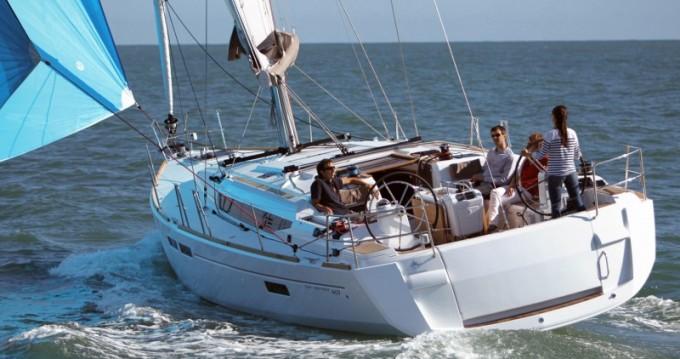 Boat rental Jeanneau Sun Odyssey 469 in Athens on Samboat