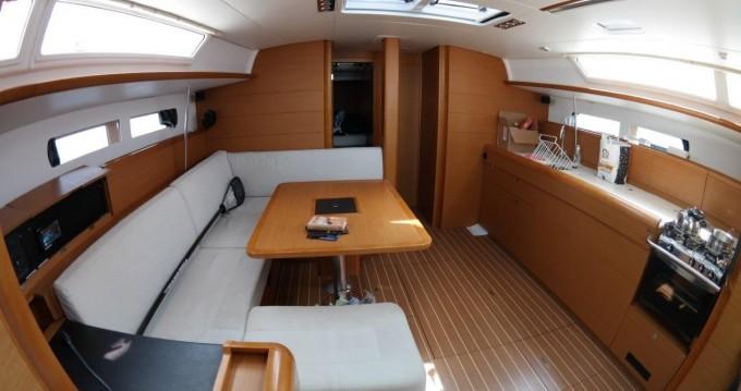 Rental yacht Athens - Jeanneau Sun Odyssey 469 on SamBoat