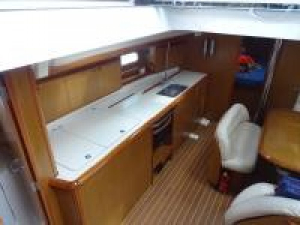 Jeanneau Sun Odyssey 45 between personal and professional Italie