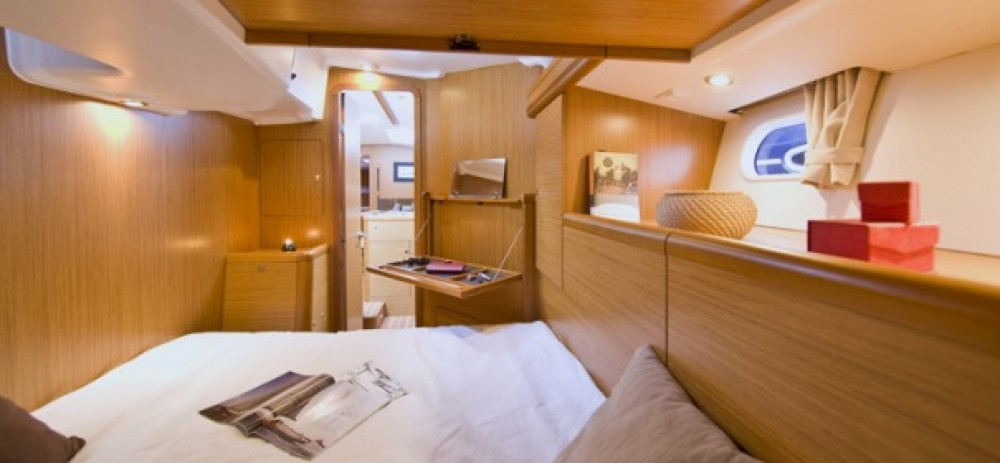 Jeanneau Sun Odyssey 50 DS between personal and professional Laurium