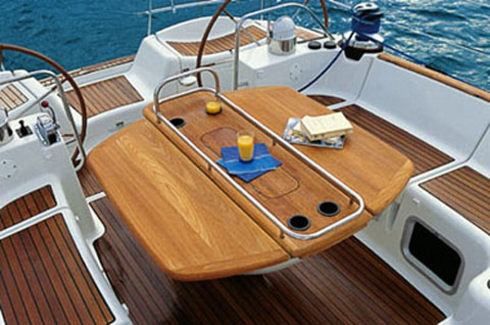 Boat rental Athens cheap Sun Odyssey 54 DS