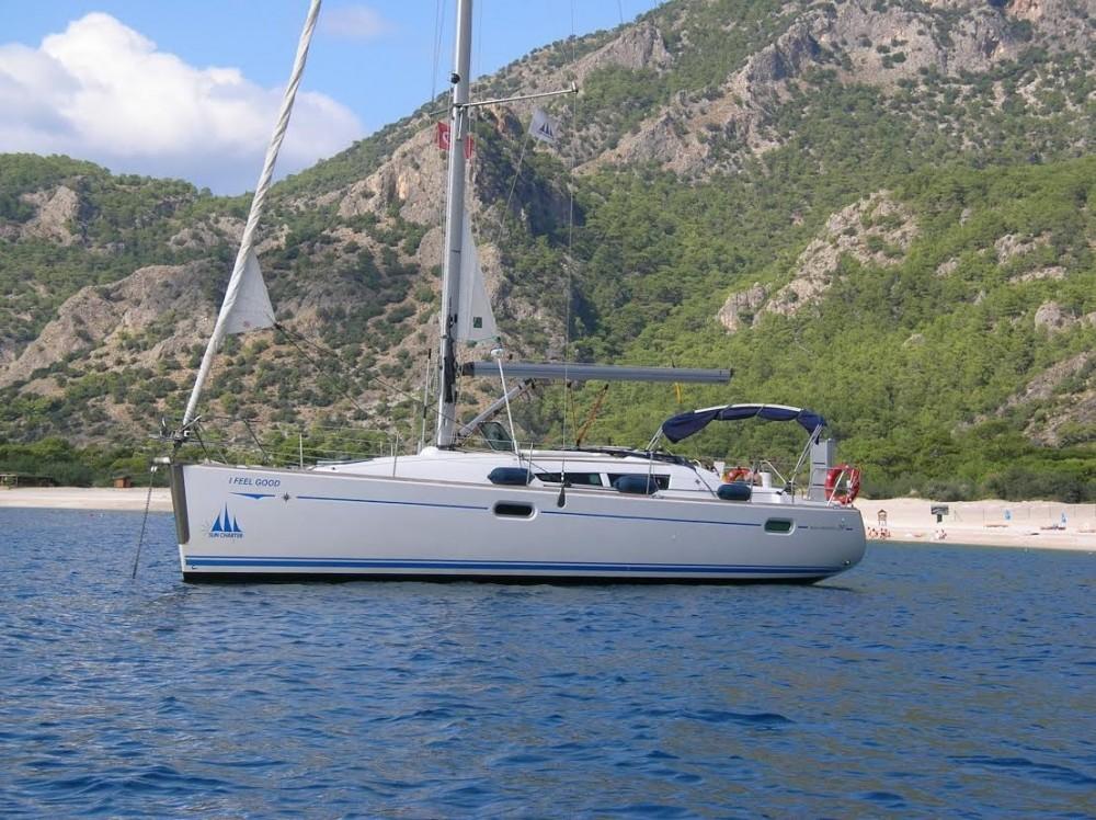 Rental Sailboat in Grad Pula - Jeanneau Sun Odyssey 39i