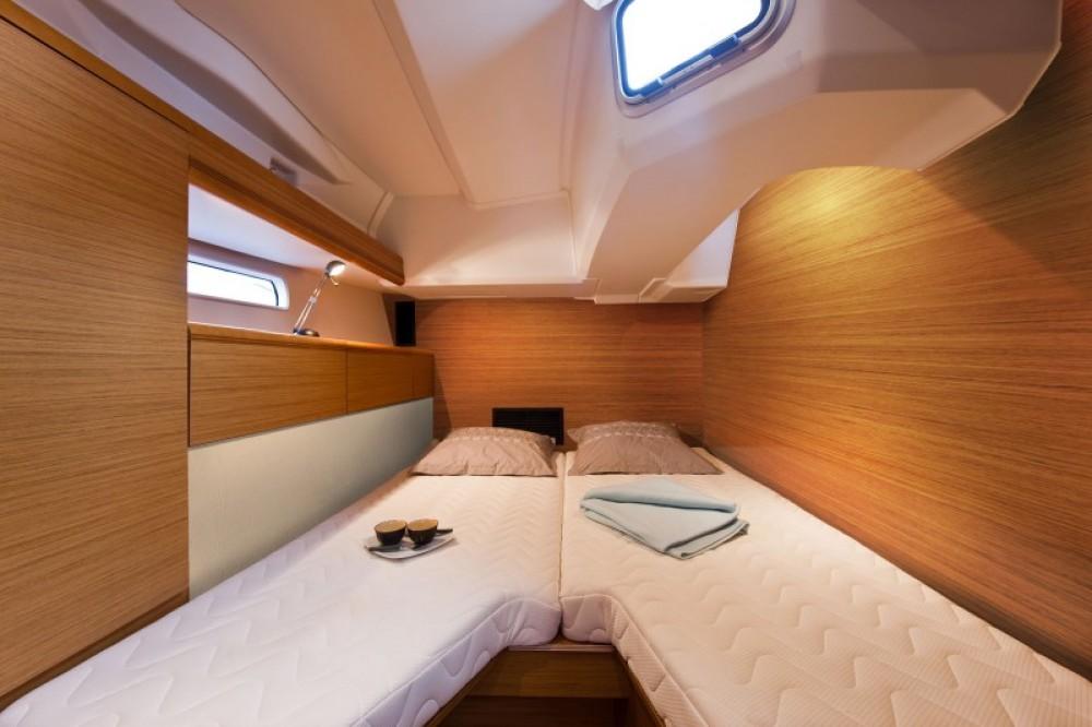 Boat rental Keramoti cheap Jeanneau 53 6c