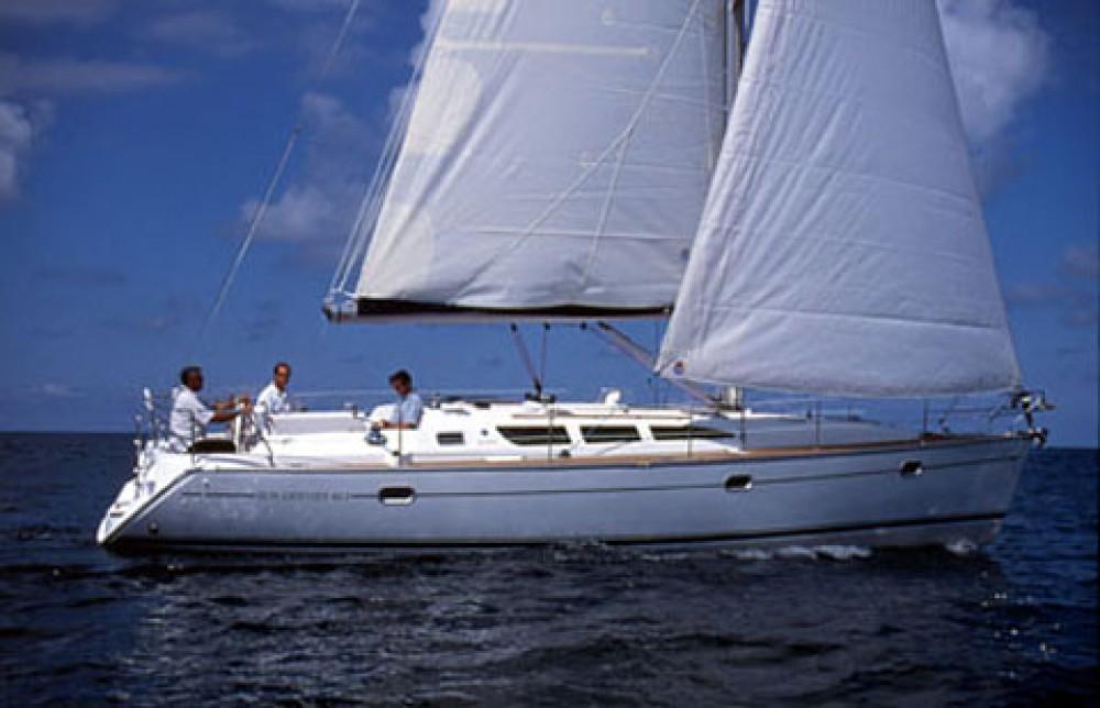 Rental Sailboat in  - Jeanneau Sun Odyssey 40.3
