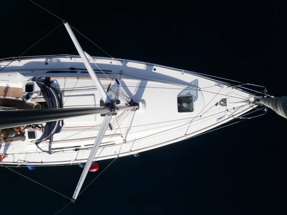 Jeanneau Sun Odyssey 39i between personal and professional Grad Pula