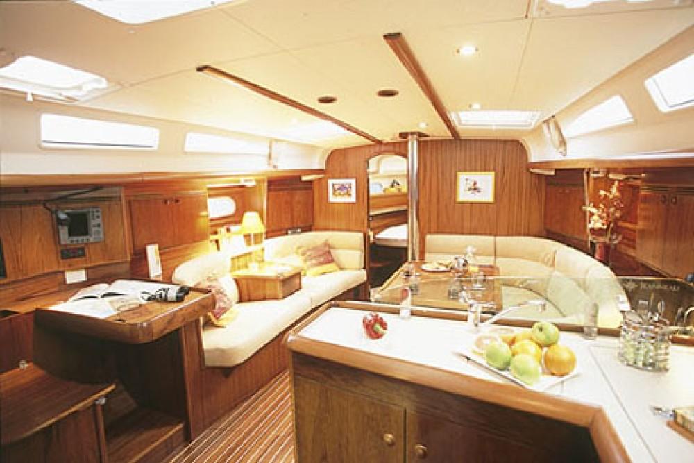 Boat rental Jeanneau Sun Odyssey 40.3 in  on Samboat