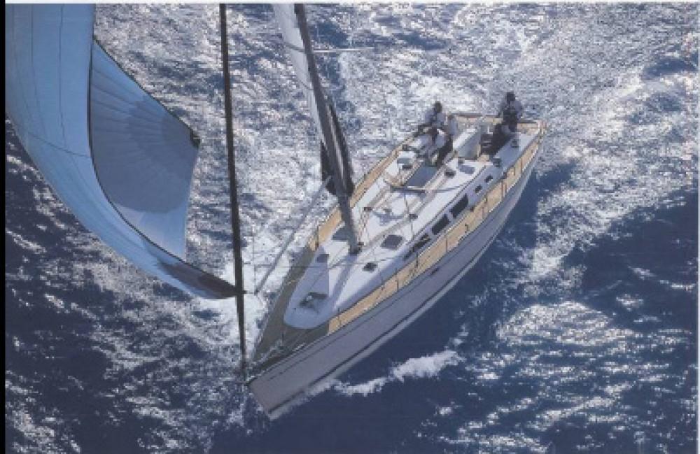 Rental yacht Volos Municipality - Jeanneau Sun Odyssey 43 on SamBoat