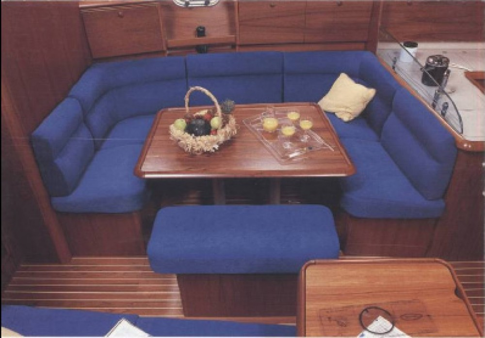 Jeanneau Sun Odyssey 43 between personal and professional Volos Municipality