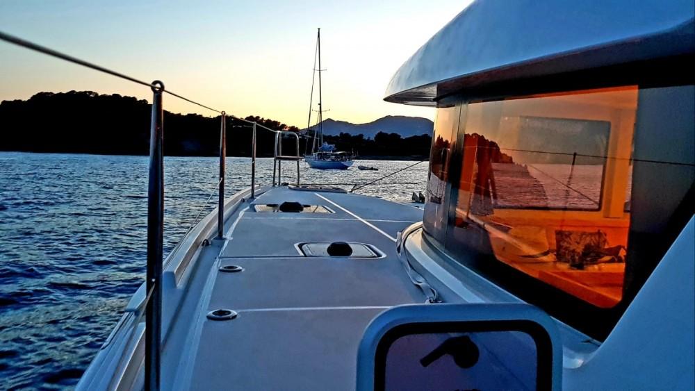 Boat rental Sant Antoni de Portmany cheap Lagoon 42