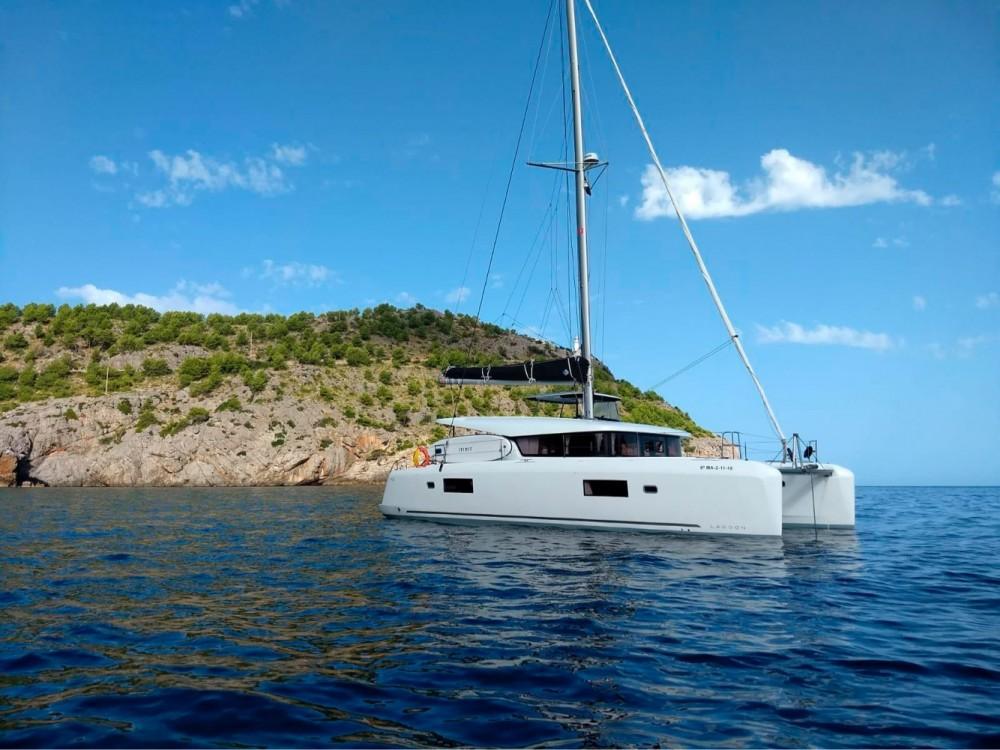 Rent a Lagoon Lagoon 42 Balearic Islands