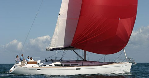 Boat rental Kavala cheap Sun Odyssey 49