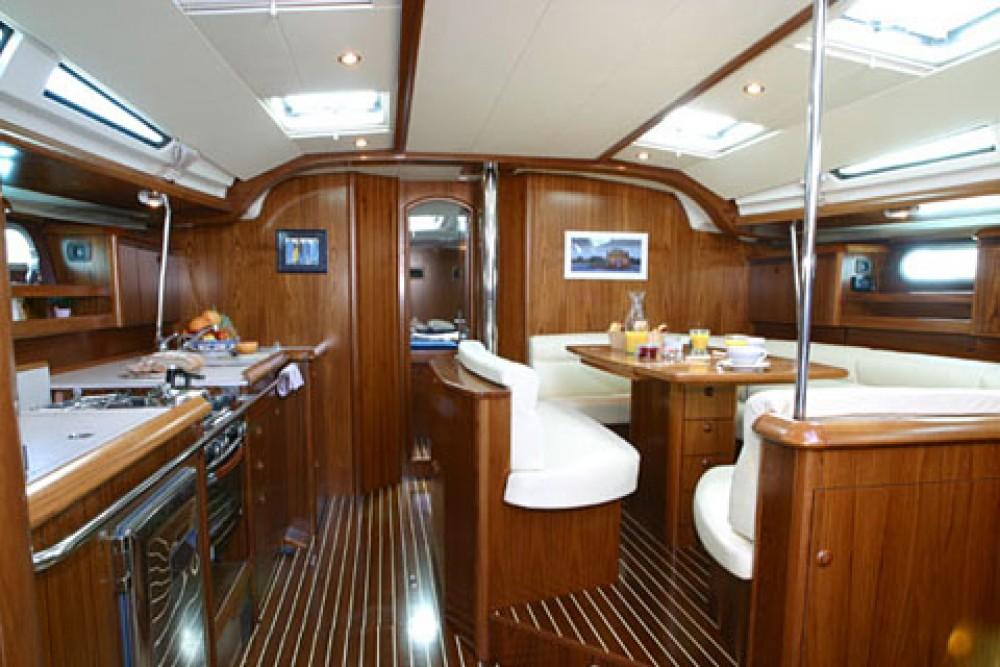 Boat rental Athens cheap Sun Odyssey 49