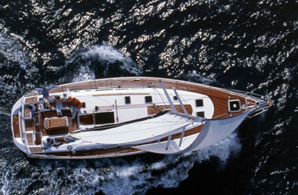 Boat rental Jeanneau Sun Odyssey 49 in Athens on Samboat
