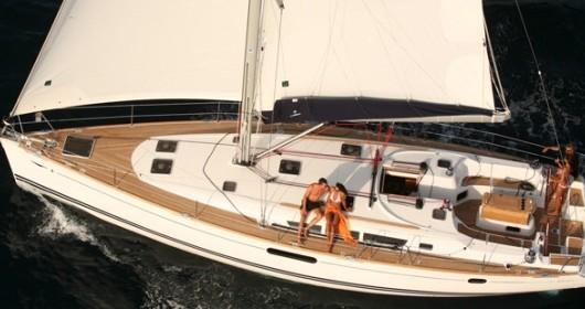 Rental Sailboat in Lávrio - Jeanneau Sun Odyssey 49i