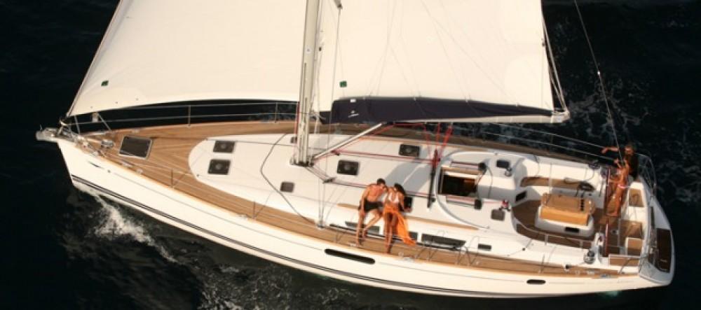 Boat rental Jeanneau Sun Odyssey 49i in Athens on Samboat