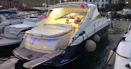 Boat rental Baiae cheap SUN TOP 1350