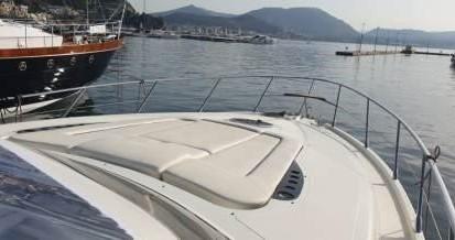 Blu Martin SUN TOP 1350 between personal and professional Baiae