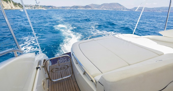 Motorboat for rent Baiae at the best price