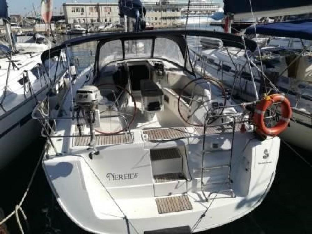 Rental Sailboat in Naples - SPBI S.A. Oceanis 43