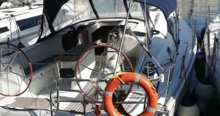 Hire Sailboat with or without skipper SPBI S.A. Naples