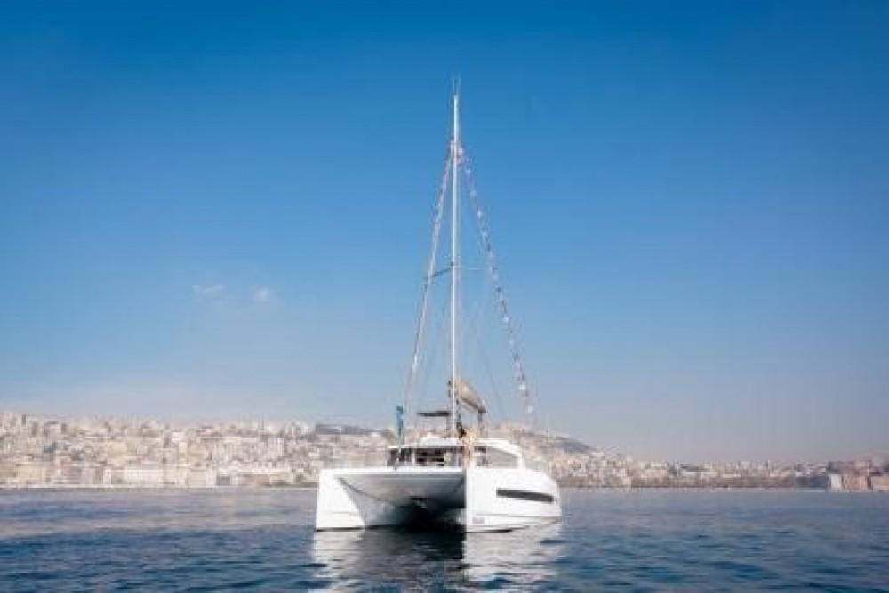Catamaran for rent Italie at the best price
