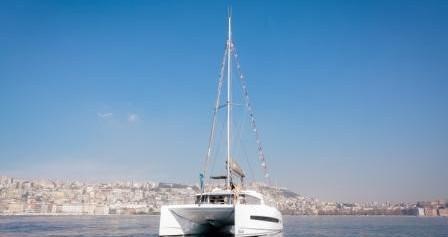 Hire Catamaran with or without skipper Bali Catamarans Castellammare di Stabia