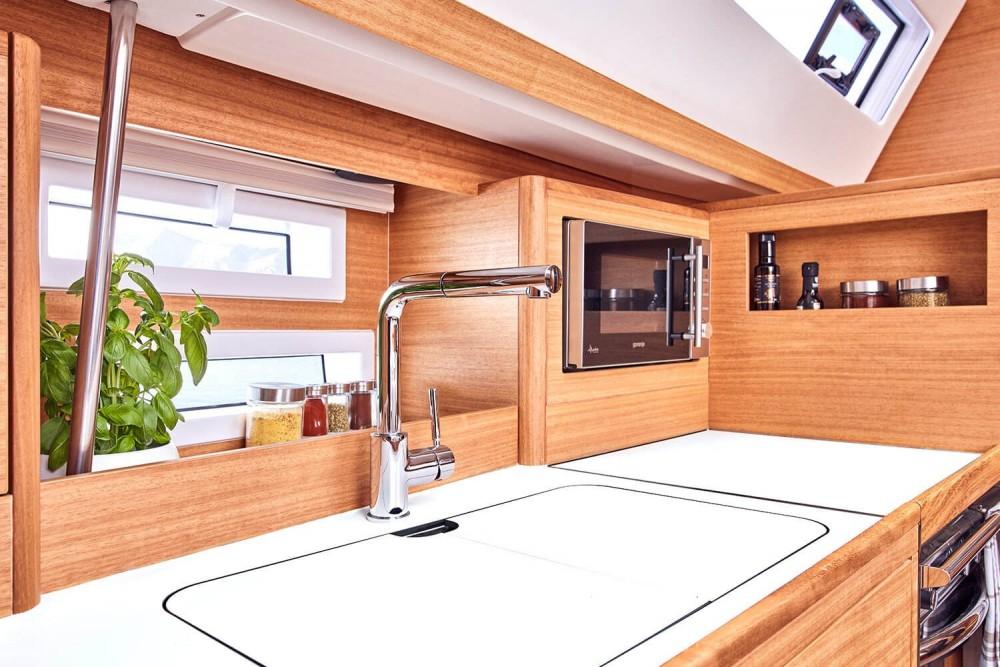 Rental Sailboat in Puerto Montt - Elan-Yachts Elan Impression 45