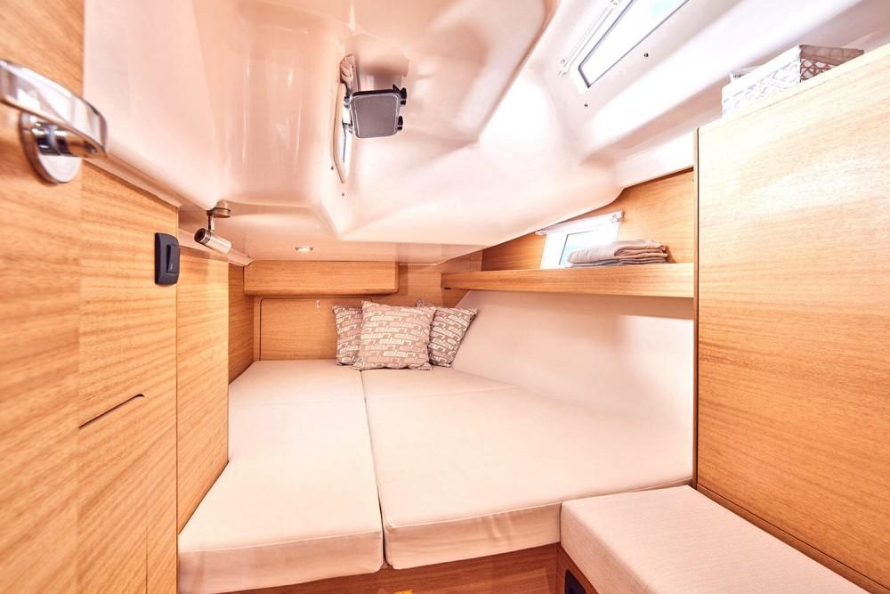 Boat rental Puerto Montt cheap Elan Impression 45