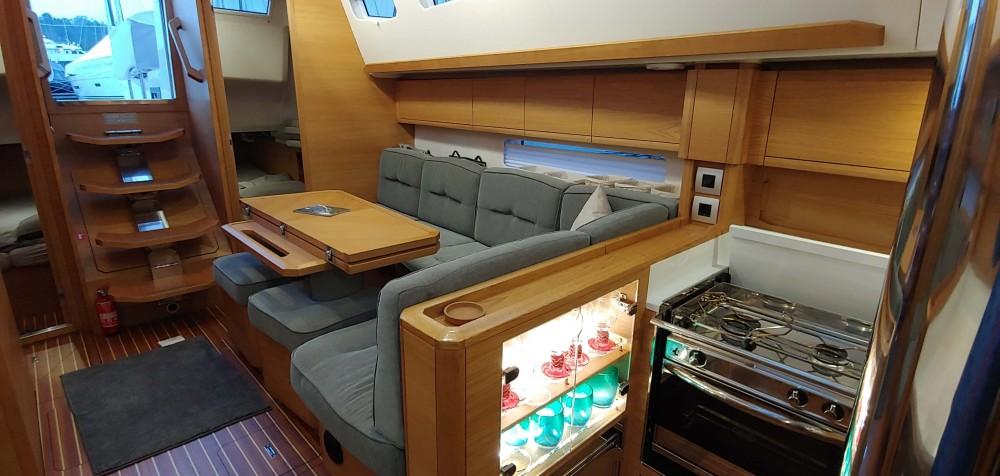 Rental Sailboat in Puerto Montt - Elan-Yachts Elan GT5