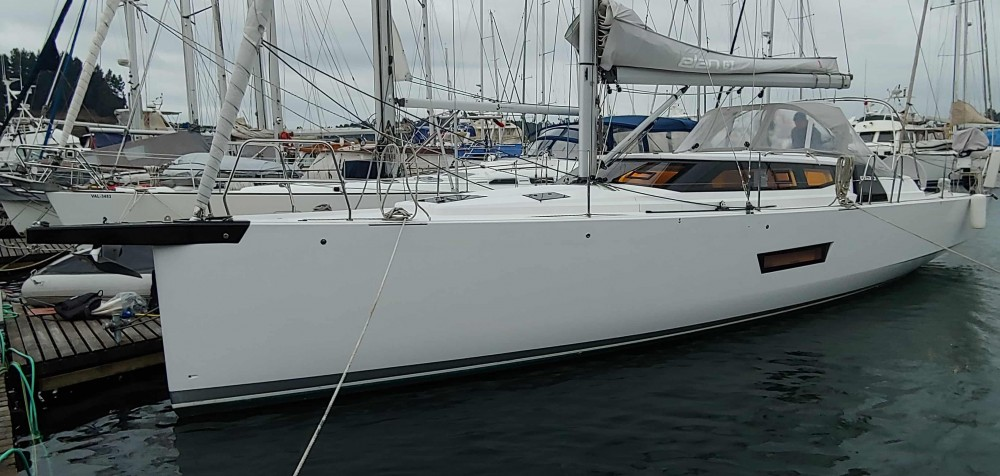 Hire Sailboat with or without skipper Elan-Yachts Puerto Montt