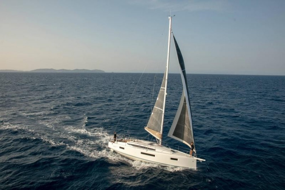 Rental Sailboat in Peloponnese, Western Greece and the Ionian - Jeanneau Sun Odyssey 410