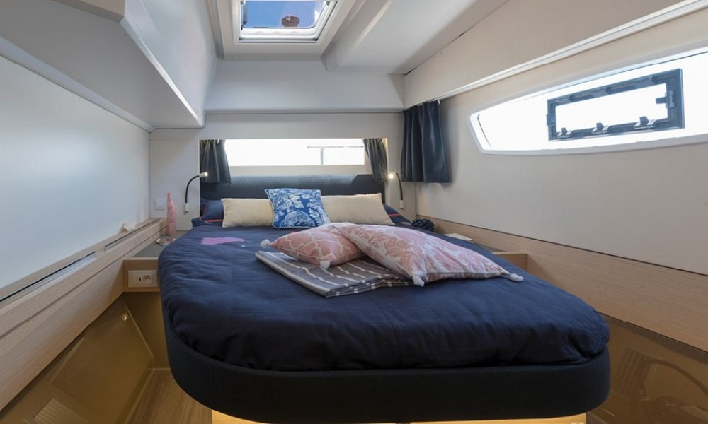 Rental Catamaran in  - Fountaine Pajot Astrea 42