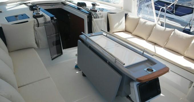 Rental yacht Corfu - Bénéteau Oceanis 45 on SamBoat