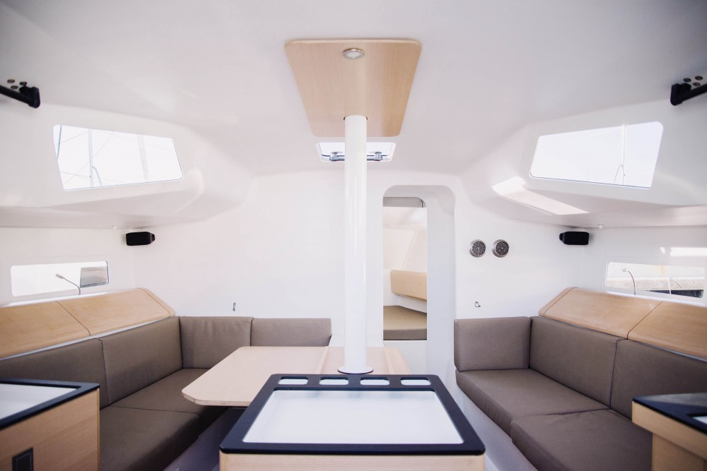 Rental Sailboat in Roses - Pogo Structures Pogo 36