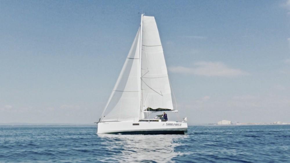 Boat rental Teguise cheap Pogo 36