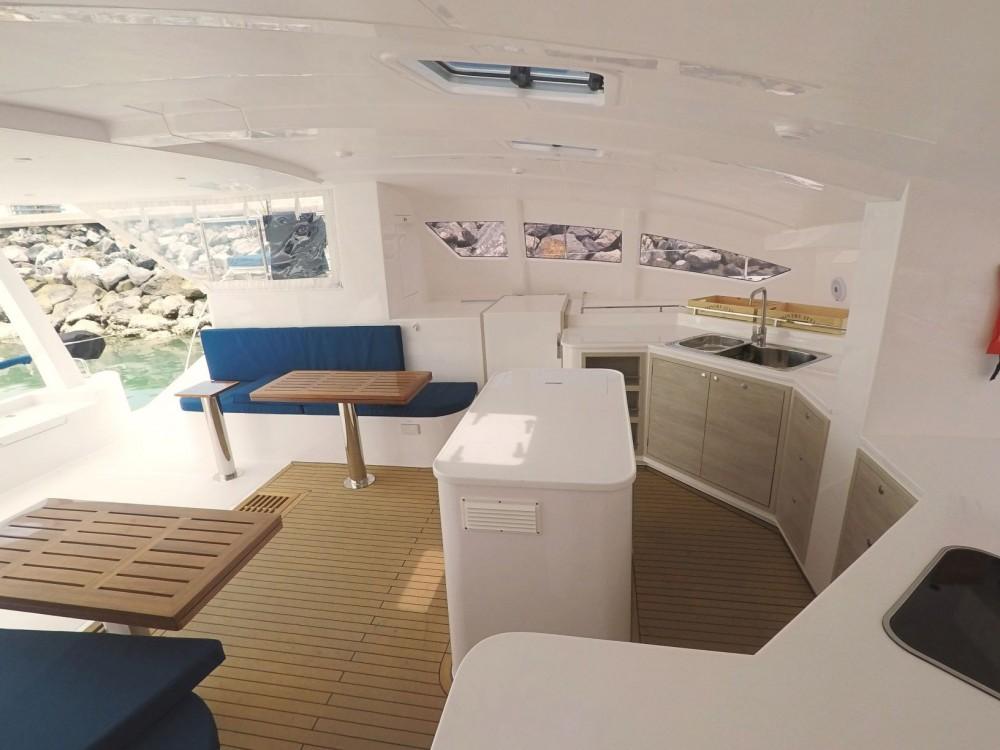 Rental Catamaran in  - Island Spirit Catamarans Island Spirit 38