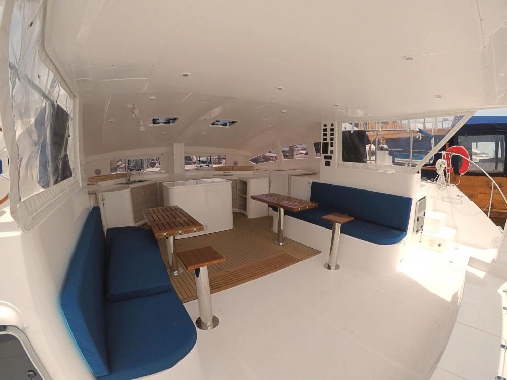 Boat rental Island Spirit Catamarans Island Spirit 38 in  on Samboat