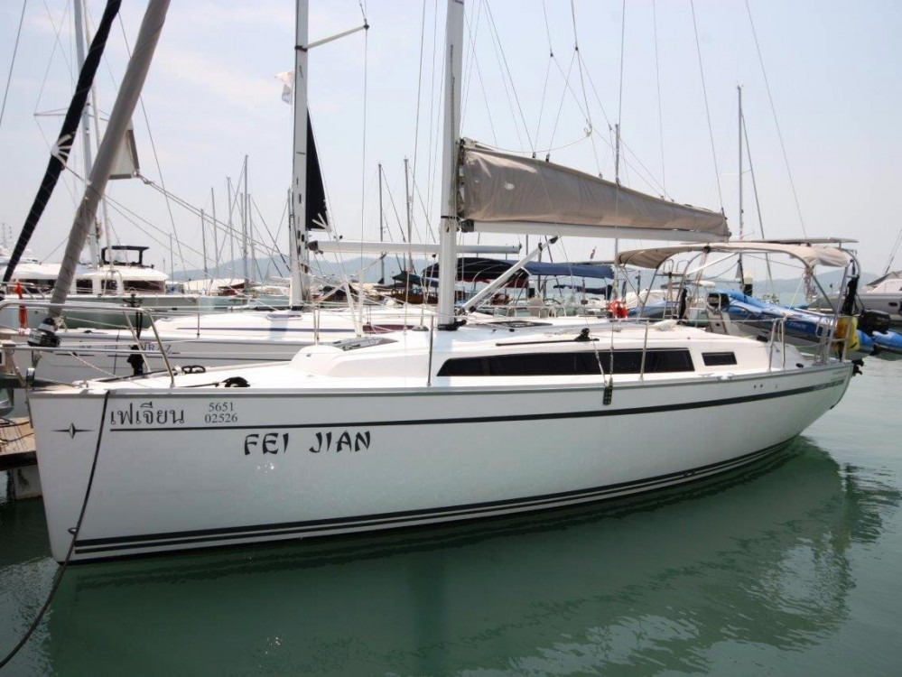 Sailboat for rent Phuket at the best price