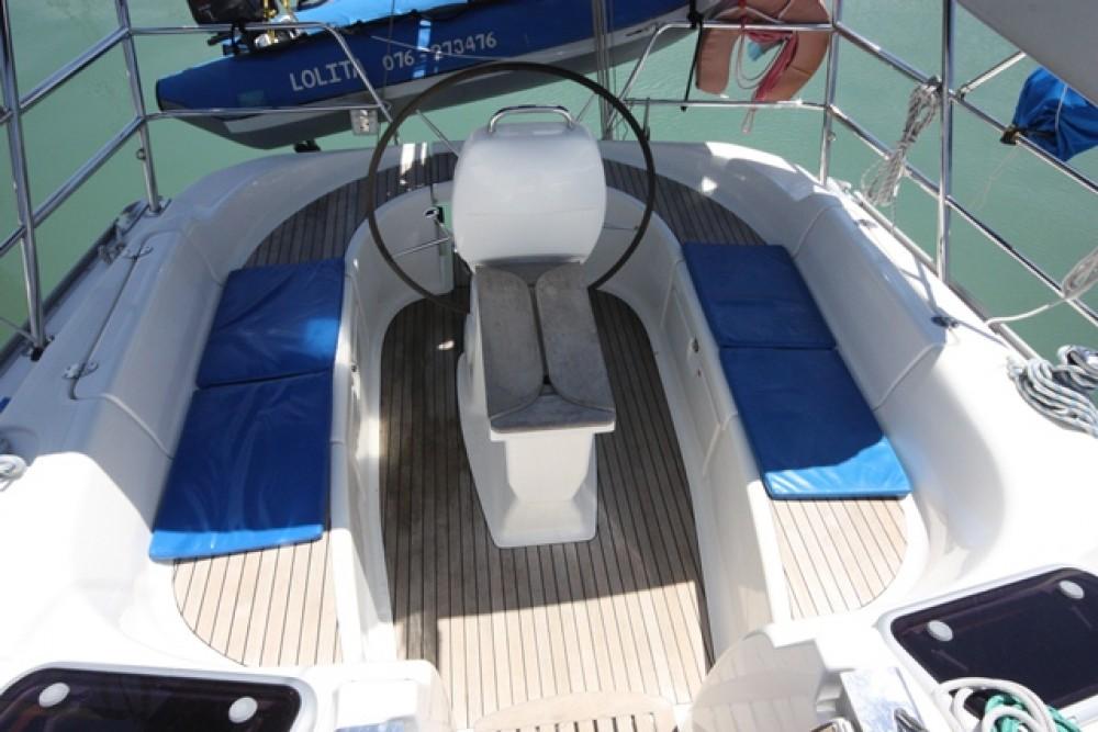 Boat rental Phuket cheap Bavaria 37 Cruiser