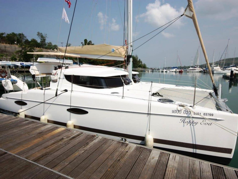 Rental yacht Phuket - Fountaine Pajot Fountaine Pajot on SamBoat