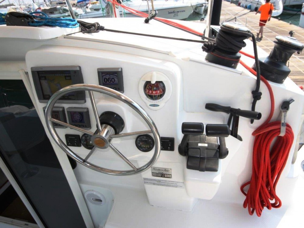 Fountaine Pajot Fountaine Pajot between personal and professional Phuket