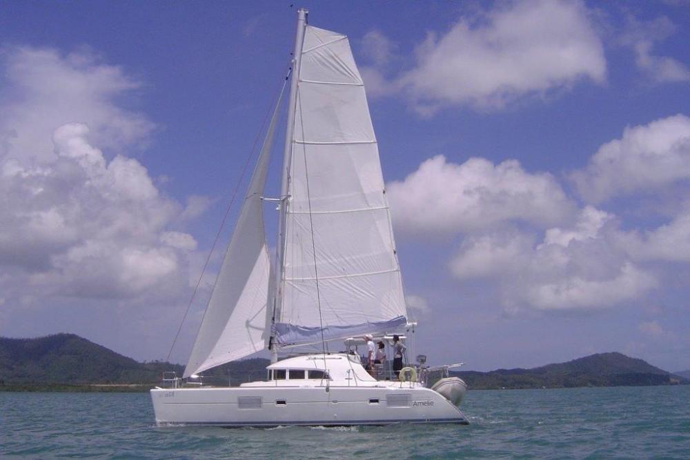 Rental Catamaran in Phuket - Lagoon Lagoon 380