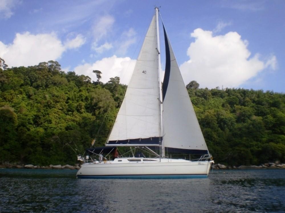 Boat rental Jeanneau Sun Odyssey 40 in Phuket on Samboat
