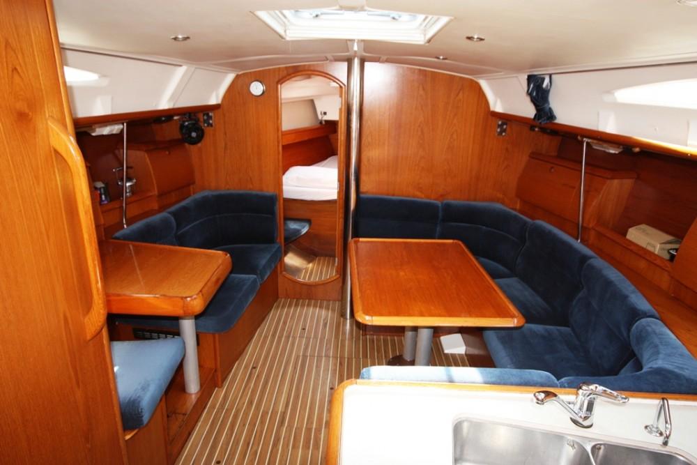 Rental Sailboat in Phuket - Jeanneau Sun Odyssey 40