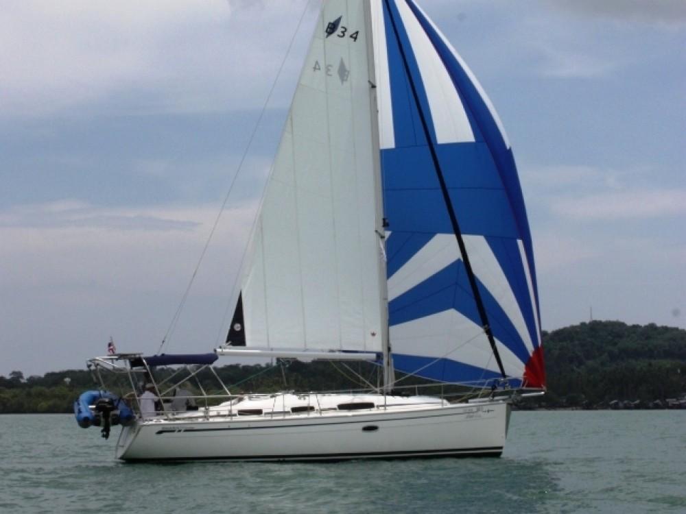 Rental Sailboat in  - Bavaria Bavaria 34 Cruiser
