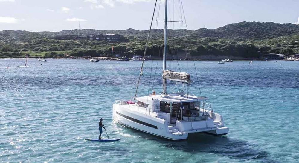 Rental yacht Preveza - Bali Catamaran Bali 4.1 on SamBoat