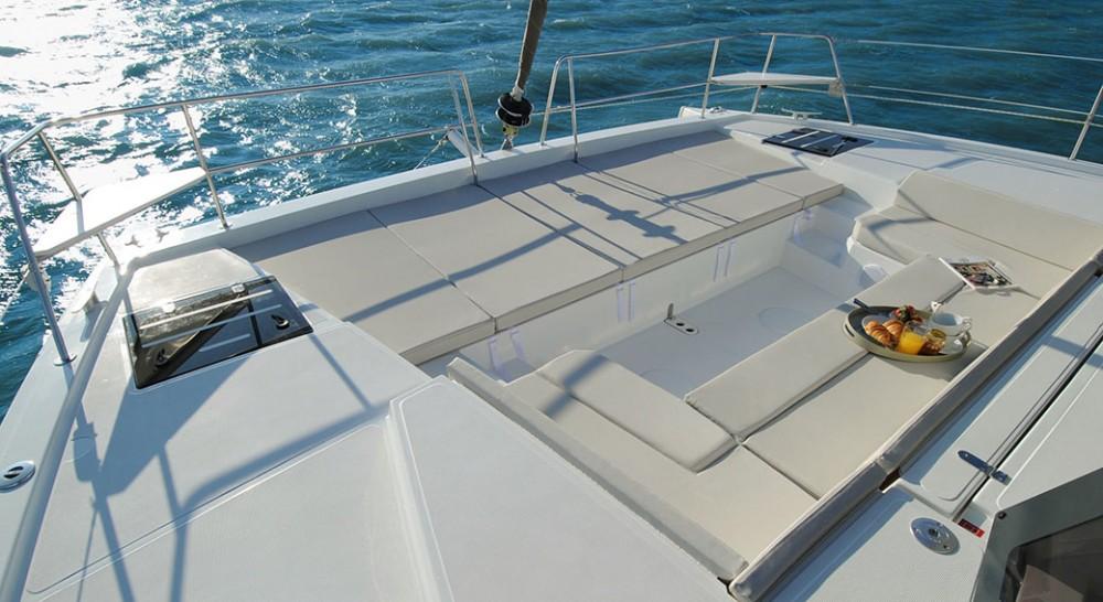 Bali Catamaran Bali 4.1 between personal and professional Preveza