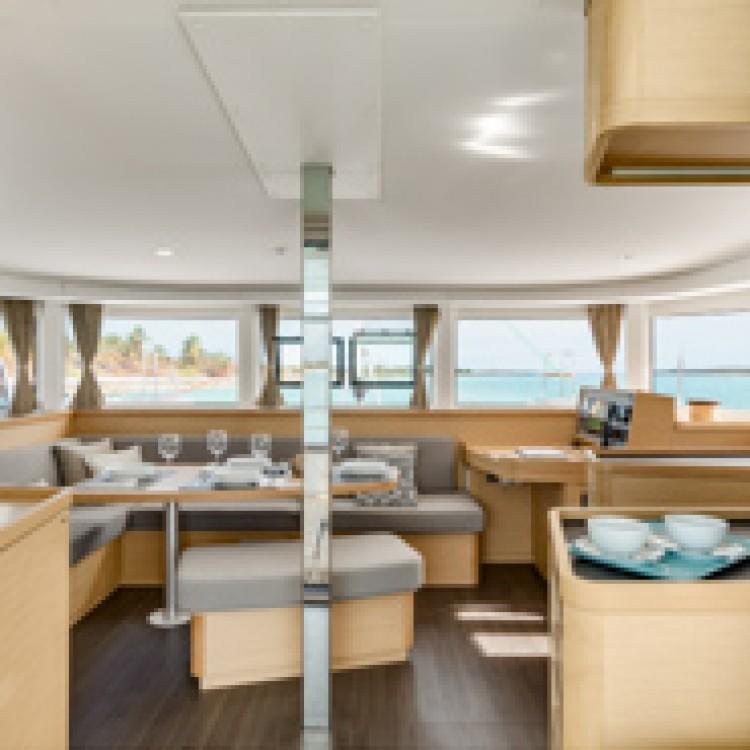 Rental yacht Tourlos - Lagoon Lagoon 42 on SamBoat