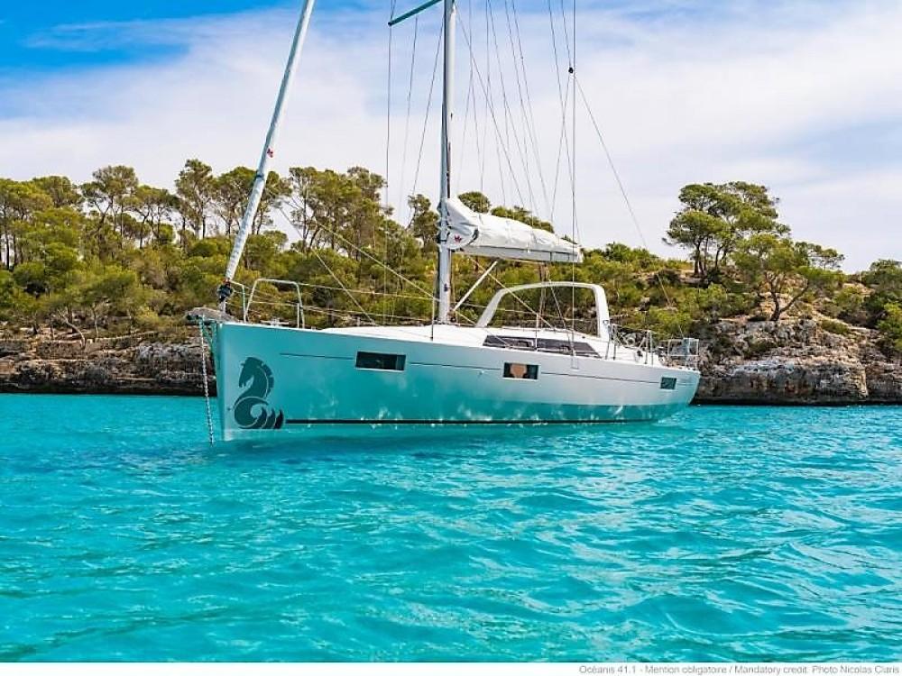 Rental yacht Athens - Bénéteau Oceanis 411 on SamBoat