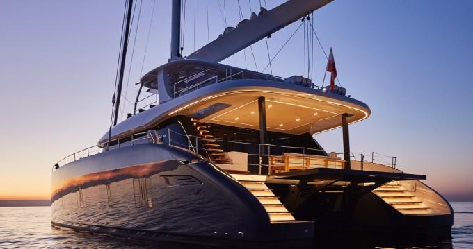Boat rental Sunreef Sunreef 80 in Athens on Samboat